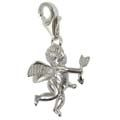 Chrysalis Cupid Angel Charm