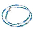 Prism Strand Necklace Blueskies
