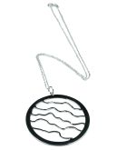 Mezmerize Waves Pendant